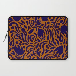 colorful floral pattern Laptop Sleeve