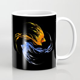 Phoenix Ice And Fire Coffee Mug