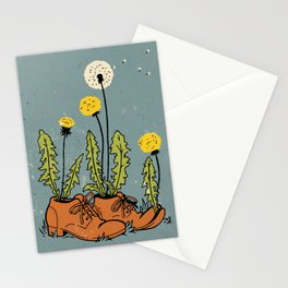 Dandy Shoes Stationery Cards