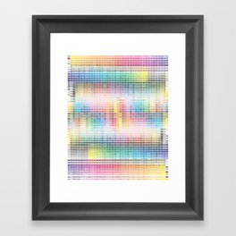 Lucid Figments II Framed Art Print
