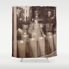 Eugène Atget - Avenue des Gobelins Shower Curtain