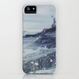 Lighthouse Park iPhone Case