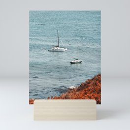 Boat Life Mini Art Print