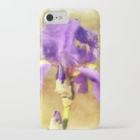 lily iPhone & iPod Cases featuring Lily by Susann Mielke