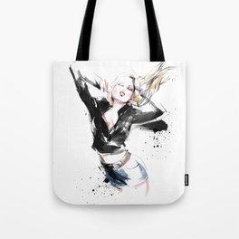 Fashion Painting #2 Tote Bag