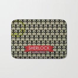 Sherlock Poster 1 Bath Mat