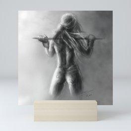 """""""Ledja"""" Mini Art Print"""