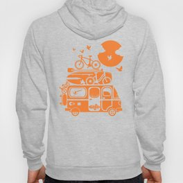 Funny family vacation camper Hoody