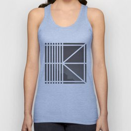 Forced Night Unisex Tank Top