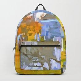 Pop Art Church Backpack