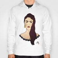 gypsy Hoodies featuring Gypsy by stealingoceans