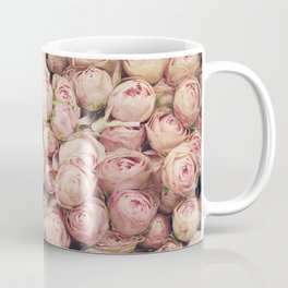 Flower Market 1 - Pink Roses  Coffee Mug