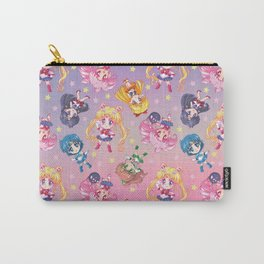 Chibi Sailor Moon Crystal Pattern Carry-All Pouch