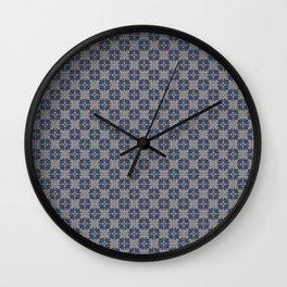 Palmette Wall Clock