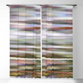color bathing Blackout Curtain