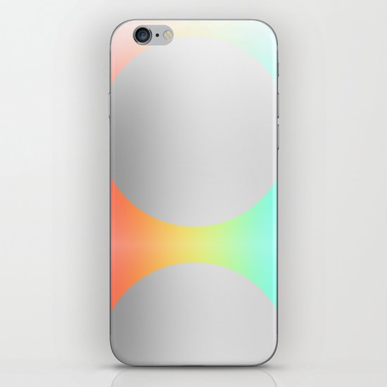 Subtle 1 iPhone & iPod Skin