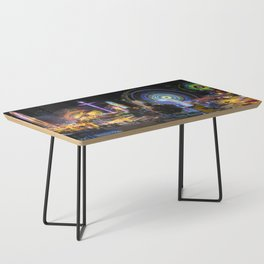 Fairground Attraction panorama Coffee Table