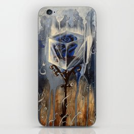 Gone Cold iPhone Skin