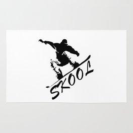 Boarding Skool -Snowboarding Rug
