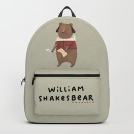 William Shakesbear Backpack