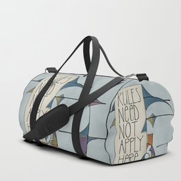 Rules Duffle Bag