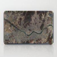 seoul iPad Cases featuring Seoul Korea by LERN