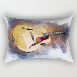 Guitar Love Rectangular Pillow