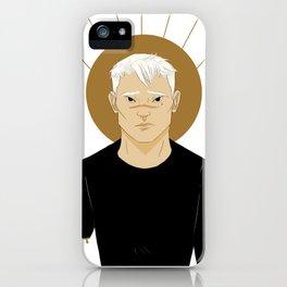 shiro | white iPhone Case