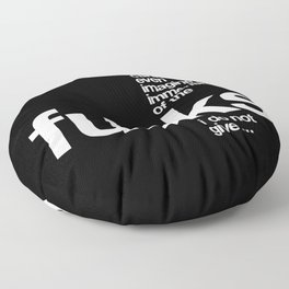 IMMENSITY Floor Pillow