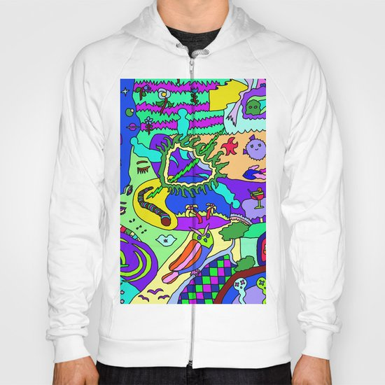 Abstract 20 Hoody