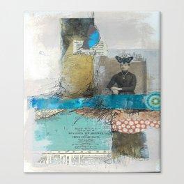 Pondering Flight Canvas Print