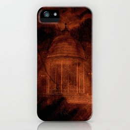 Hold back the nightmare... iPhone Case
