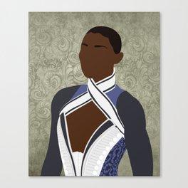 Vivienne De Fer Canvas Print