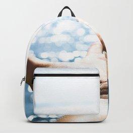 I hear them calling Backpack