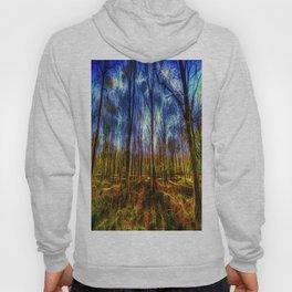 Forest Mystical Art Hoody