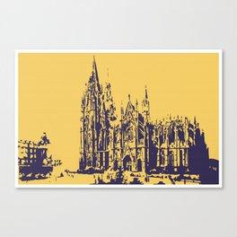 Cologne Cathedral Koelner Dom Canvas Print