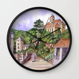 Port Meirion Wall Clock