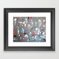 No. 43 Framed Art Print