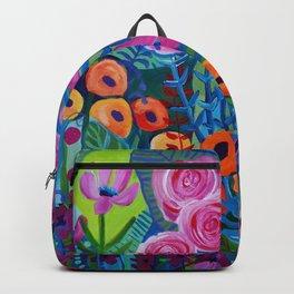 Summertime Blues Backpack