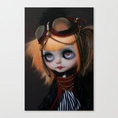 FREAKCIRCUS (Ooak BLYTHE Doll) Canvas Print