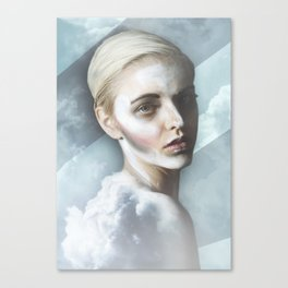 Queen of the Clouds Canvas Print
