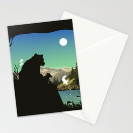 Out For Adventure Stationery Cards
