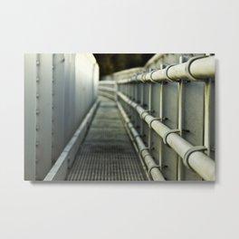 Hidden Passage Metal Print