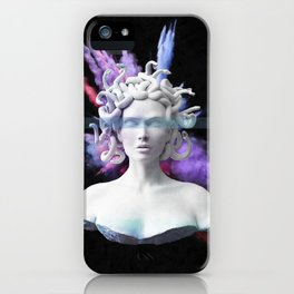 Medusa color blast  iPhone Case