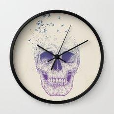 Let them fly Wall Clock