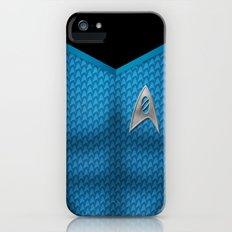 Star Trek Series - Scientist Suit iPhone (5, 5s) Slim Case