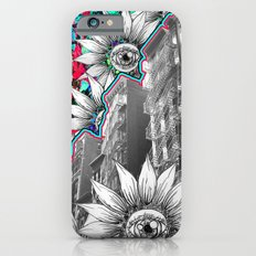 NYC Flower Escapes Slim Case iPhone 6s