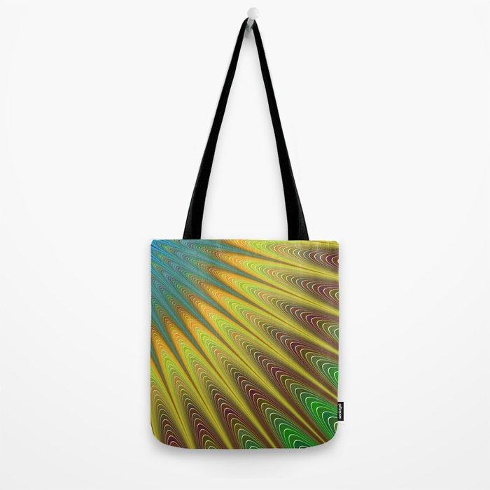 Colorful sunshine Tote Bag