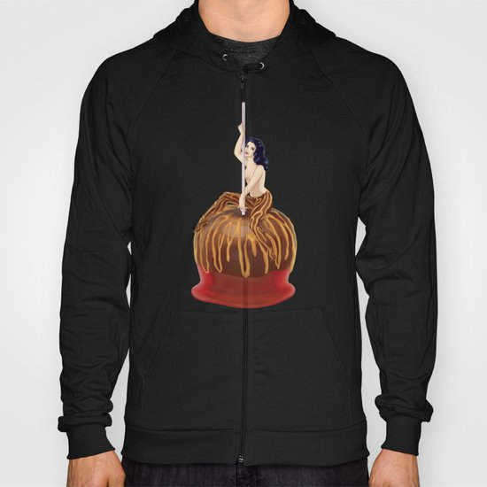 Candy Apple Girl Hoody