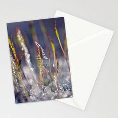 Frosted moss 38 Stationery Cards
